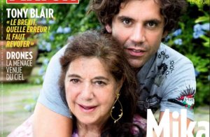 Mika : Sa mère