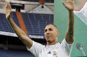 Karim Benzema a fait une très belle entrée au Real Madrid ! Regardez !