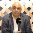 """Yoann Riou, candidat de """"Danse avec les stars 10"""", en interview pour """"Purepeople"""", le 4 septembre 2019, sur TF1"""