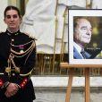 Hommage à l'ancien président de la République, Jacques Chirac au palais de l'Elysée à Paris, France, le 26 septembre 2019. © Jean-Baptiste Autissier/Panoramic/Bestimage