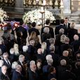 Obsèques de Jacques Chirac en l'église Saint-Sulpice, à Paris, le 30 septembre 2019 © Eliot Blondet / Pool / Bestimage