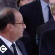 """Passage de François Hollande dans """"C à vous"""" (France 5). Mardi 1er octobre 2019."""