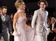 Lily-Rose Depp en couple avec Timothée Chalamet : elle le couvre de compliments