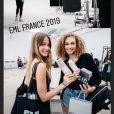 Finale Elite Model Look du 2 octobre 2019, Paris.