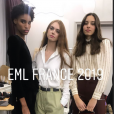 Finale Elite Model Look du 2 octobre 2019, Paris.