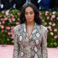 "Solange Knowles (habillée par Salvatore Ferragamo) - Arrivée des people à l'after party de la 71ème édition du MET Gala (Met Ball, Costume Institute Benefit) sur le thème ""Camp: Notes on Fashion"" au Metropolitan Museum of Art à New York, le 6 mai 2019"
