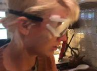 Taylor Swift : Filmée par sa mère, elle fond en larmes face à... une banane !