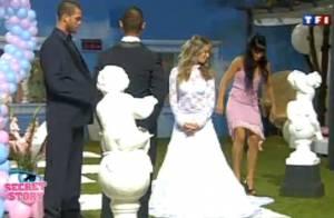 Secret Story 3 : Elise et Didier renouvellent leurs voeux... Emilie et Léo donnent le change pour zapper... leur sex-party  ! Regardez !