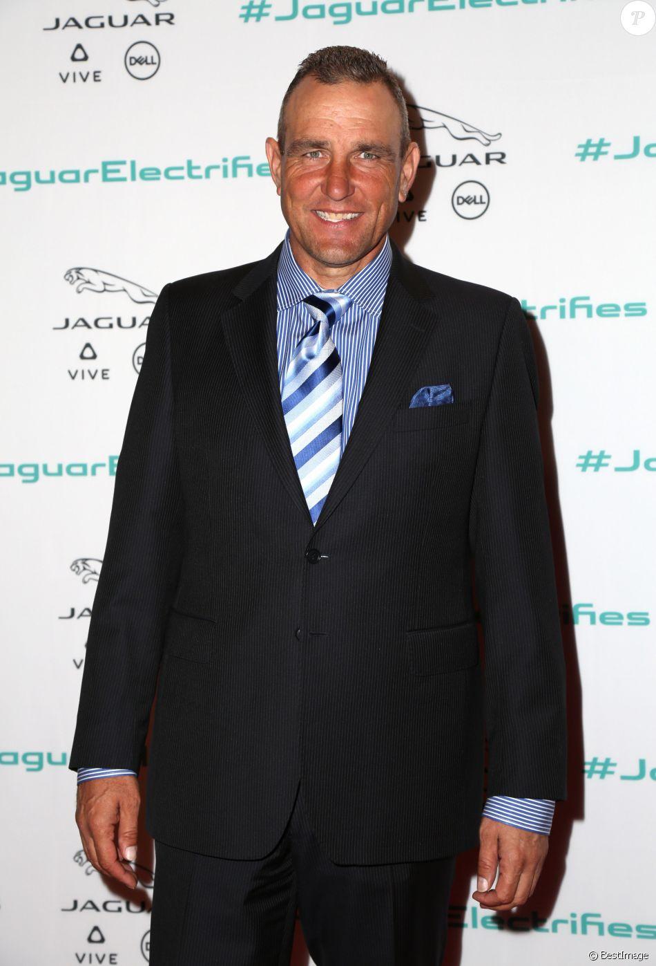 Vinnie Jones à la soirée 'Jaguar For The Next Era' aux studios Milk à Los Angeles, le 14 novembre 2016