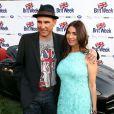 """Vinnie Jones - People au septieme festival """"BritWeek"""" a Los Angeles, le 23 avril 2013."""