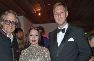 Prince Leka d'Albanie et Elia : Week-end féérique et engagé à l'Alpina Gstaad