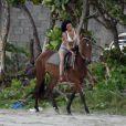 Amy Winehouse à Sainte Lucie