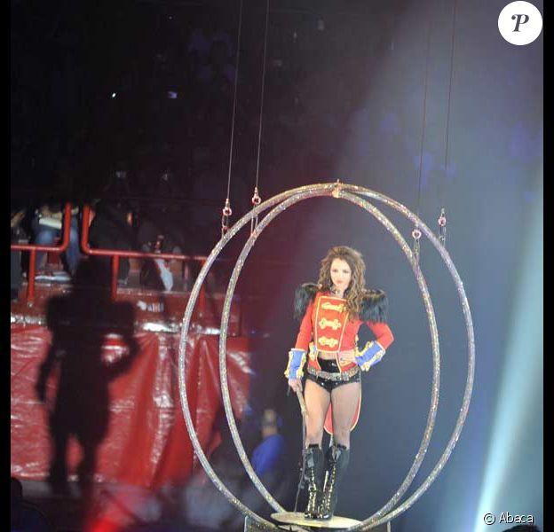 Britney Spears a enflammé Bercy Paris le 5 juillet