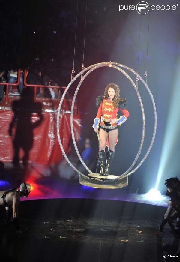 Madonna concert bercy juillet