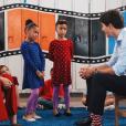 Justin Trudeau répond aux questions des enfants dans New Mom, Who Dis?, sur Facebook, le 9 octobre 2019