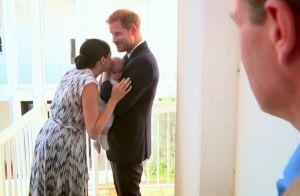 Meghan Markle et Harry avec Archie : une adorable vidéo en famille dévoilée