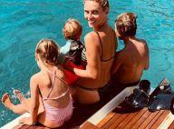 Sylvie Tellier maman : Tendre photo avec son fils Roméo qui a bien grandi