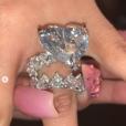 L'immense diamant offert par Offset à sa compagne Cardi B pour son anniversaire- 12 octobre 2019.
