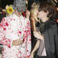 """Guest - Soirée """"Bal Masqué"""" pour le 40ème anniversaire de la société Dorcel au Pavillon d'Armenonville à Paris, le 18 octobre 2019. © Christophe Aubert via Bestimage"""
