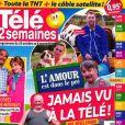 """Couverture du magazine """"Télé 2 semaines"""", du 26 octobre au 8 novembre 2019."""