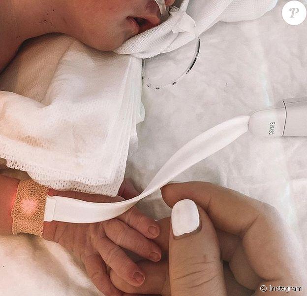 Jessica Thivenin et Thibault Garcia ont accueilli leur fils Maylone le 7 octobre 2019. Un bébé qui doit être opéré d'urgence.