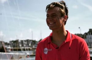Laurent Bourgnon : 4 ans après sa disparition, son fils Basile relève un défi