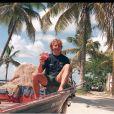 Laurent Bourgnon à Point-à-Pitre en Guadeloupe