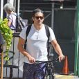 Exclusif - Jake Gyllenhaal se balade dans les rues de New York, le 31 août 2019
