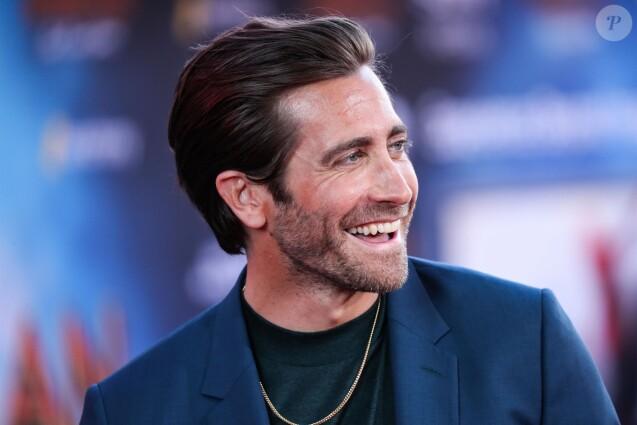 """Jake Gyllenhaal - Les célébrités assistent à la première de """"Spider-Man : Far from home"""" au Chinese Theatre à Los Angeles, le 26 juin 2019."""