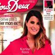 """Couverture du magazine """"Nous Deux"""", numéro 3773."""