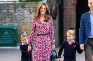 Kate Middleton : Même au supermarché en famille, elle est