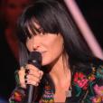Jenifer à la finale de The Voice Kids le 25 octobre 2019 sur TF1.