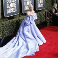 Lady Gaga au photocall de la 76ème cérémonie annuelle des Golden Globe Awards au Beverly Hilton Hotel à Los Angeles, Californie, Etats-Unis, le 6 janver 2019.