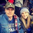 Ned LeDoux et sa femme Morgan, photo publiée sur Instagram le 13 mai 2019 à l'occasion de leur 11e anniversaire de mariage.