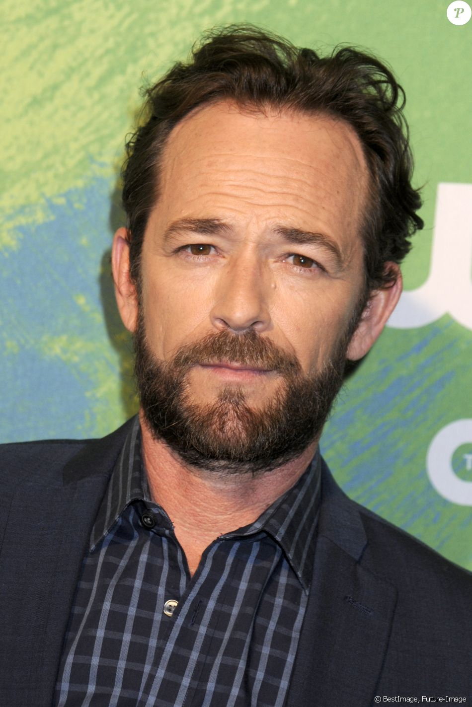 Luke Perry à la soirée CW Network's 2016 Upfront à l'hôtel The London à New York, le 19 mai 2016 © Future-Image via Bestimage