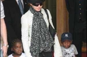 Madonna : avant le drame à Marseille... la star était si heureuse à Paris avec tous ses enfants ! Regardez !