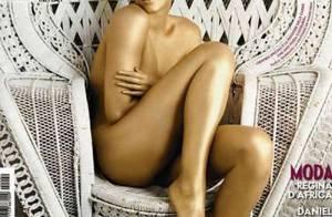 La jolie Federica Pellegrini, grande rivale de Laure Manaudou... entièrement nue !