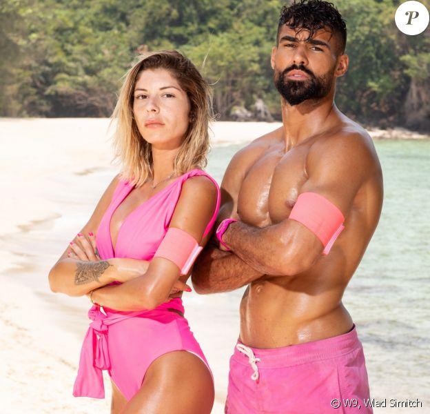 """Photo officielle de Sarah Lopez et Jonathan pour """"Moundir et les apprentis aventuriers 4"""""""