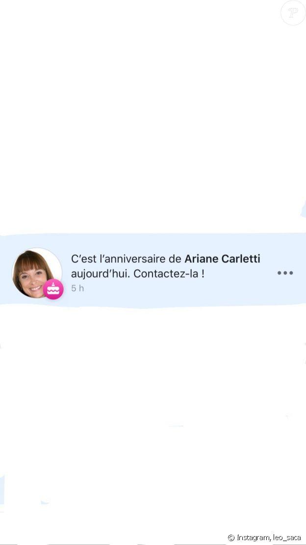 """Eléonore Sarrazin de """"Plus belle la vie"""" rend hommage à sa maman Ariane Carletti le 4 novembre 2019, sur Instagram"""