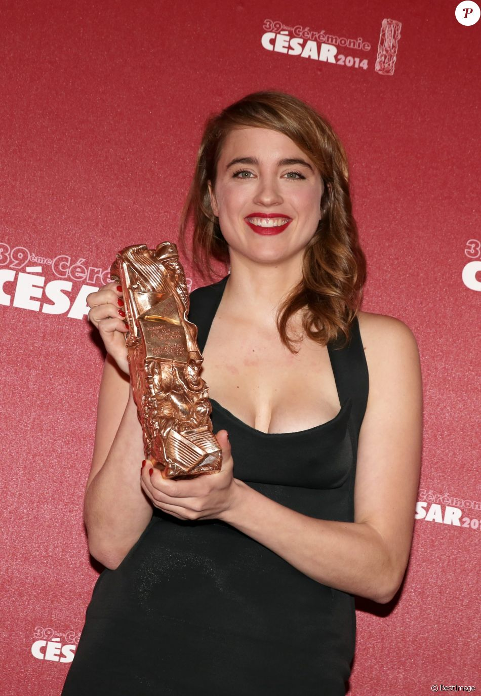 Image result for adèle haenel