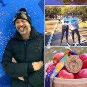 Stéphane Plaza : Après le deuil, il termine finalement le marathon de New York