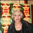 Marie Laforêt - Triomphant retour sur scènes, aux Bouffes Parisiens. Le 12 septembre 2005.