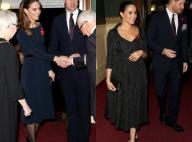 Kate Middleton et Meghan Markle réunies pour un gala, mais à distance