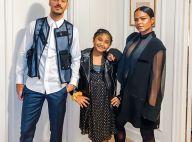 M. Pokora aux NRJ Music Awards : Ses doux mots à Christina Milian et Violet
