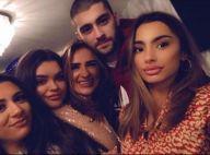 Zayn Malik : Retrouvailles avec sa petite soeur de 17 ans, mariée et enceinte