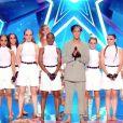 """Mistresses - """"La France a un incroyable talent 2019"""" sur M6. Le 12 novembre 2019."""