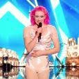"""Angie - """"La France a un incroyable talent 2019"""" sur M6. Le 12 novembre 2019."""