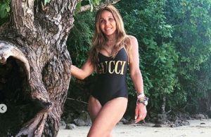 Cathy Guetta : Son défilé de maillots de bain en Thaïlande