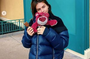 Thylane Blondeau : Amoureuse à Disneyland Paris, sa photo