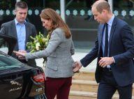 Kate Middleton : Accident de chaussure en pleine visite royale, elle en rit !